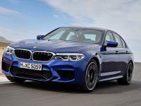 Nuevo BMW M5, de la ciudad al circuito.