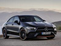 Nuevo Mercedes-Benz CLA Coupé, tecnologia y emotividad.