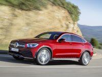 Nuevo Mercedes-Benz GLC Coupé: deportividad y tecnologia.
