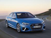Nuevo Audi A4: más deportivo y vanguardista.