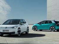 Nuevo Volkswagen eléctrico ID.3